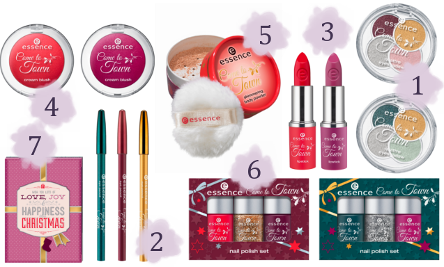 essence Come To Town - limited Edition (LE) - November 2014