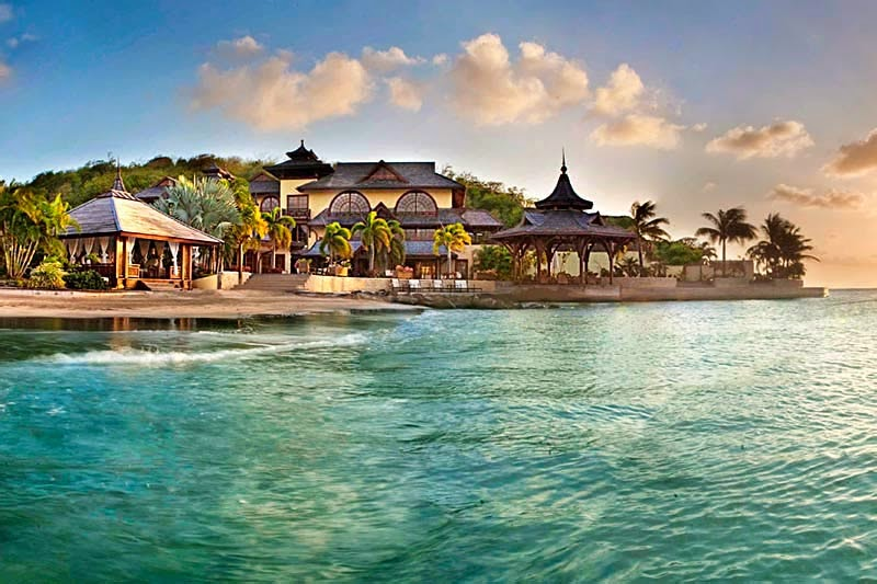 Calivigny Islan Resort - Percutian Di Resort Paling Mahal Di Dunia