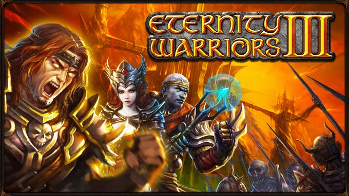 ETERNITY WARRIORS 3 1.1.1 MOD APK + DATA