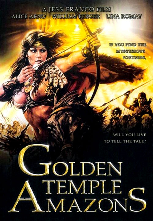 Golden Temple Amazons (1986)