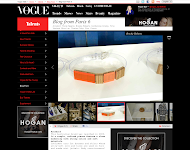 Italian Vogue &gt; fashion week BLOG