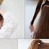 Easy Hair Tutorial Trick For Super Long Ponytail