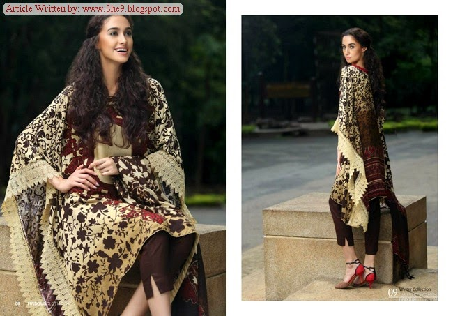 Fordous Cloth Mills Pashmina Shawl