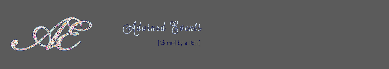 Adorned Events