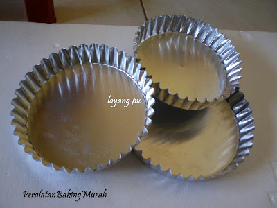loyang pie aluminium