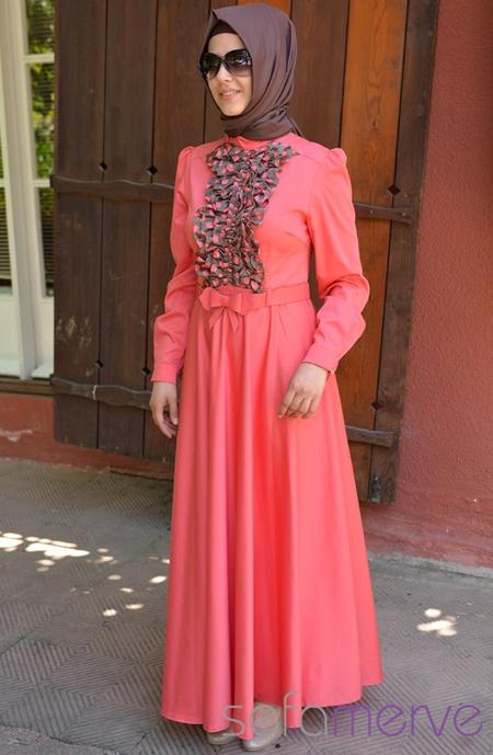 Aramis 2013 Yazlık Tesettür Elbise Modelleri