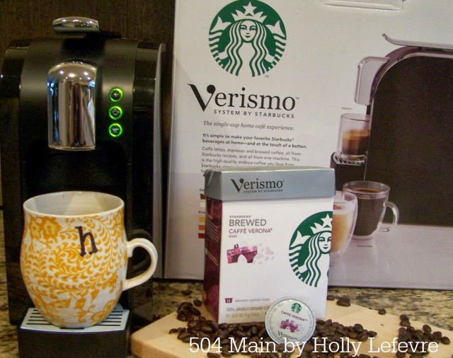 Starbucks Verismo 580 Brewer from Staples: Review