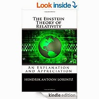 The Einstein Theory of Relativity by H.A. Lorentz