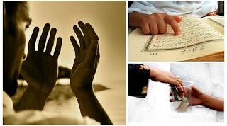 amal ibadah puasa ramadhan
