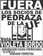 Afiche de campaña en Seccional GBA de la Costa