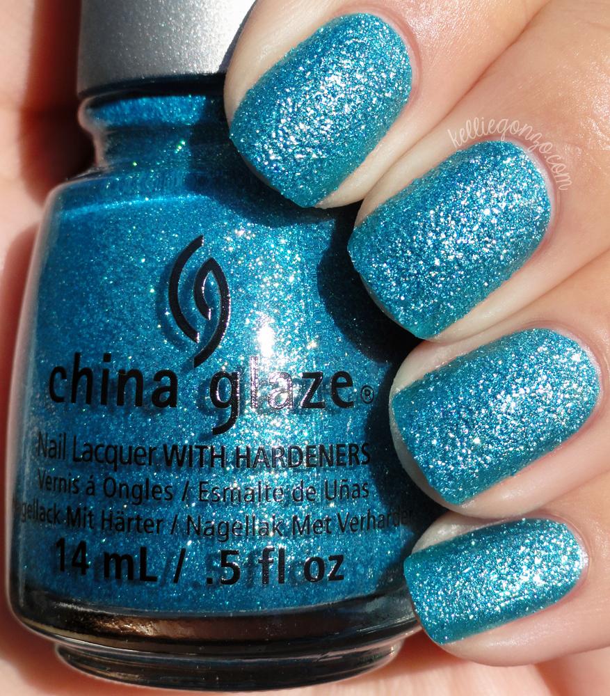 China Glaze Seahorsin' Around