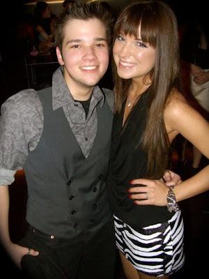 Nathan Kress Girlfriend Image 2012