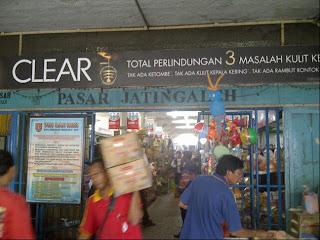 Gambar Pasar Jatingaleh Semarang