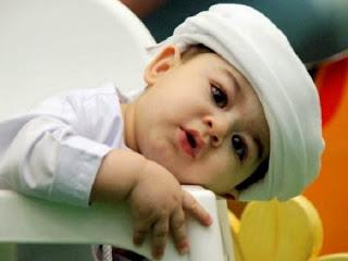 Anak muslim (foto babypicture)
