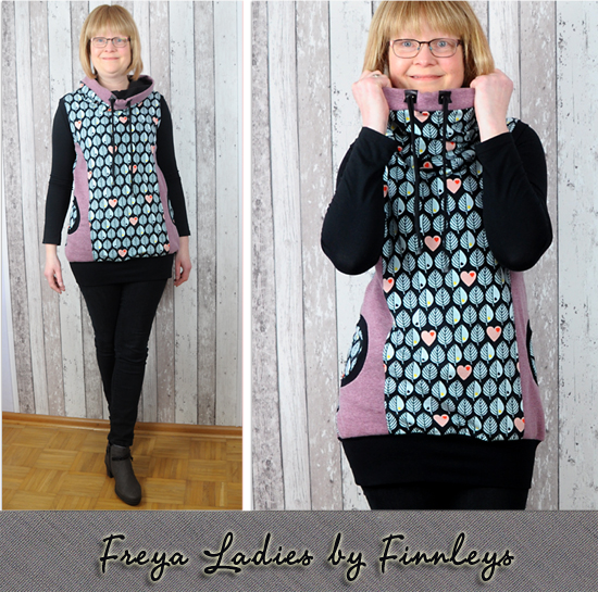 Pullunder Freya Ladies by Finnleys
