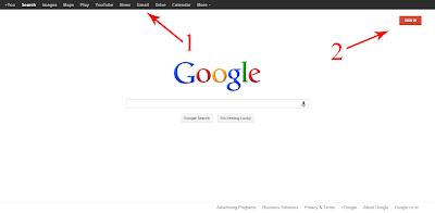 Cara membuat email dari Google, Account Google, email