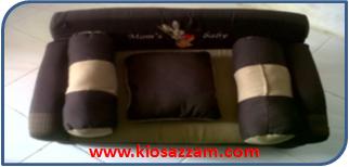 Jual Multifunction Baby Sofa Bad + Kelambu