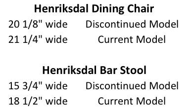 Knesting Ikea Inspiration Ikea Henriksdal Bar Stool