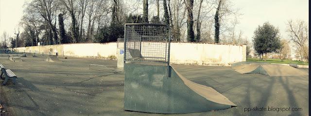Skatepark périgny