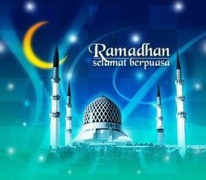 Jadwal Puasa Ramadhan 1432 H