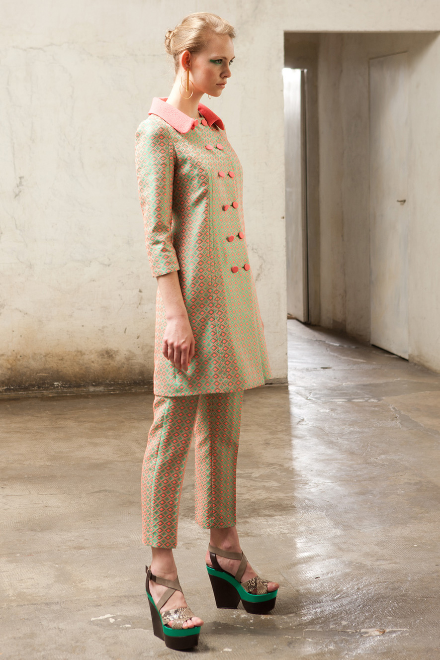 Runway antonio marras resort 2013 cool chic style fashion Fashion style via antonio panizzi