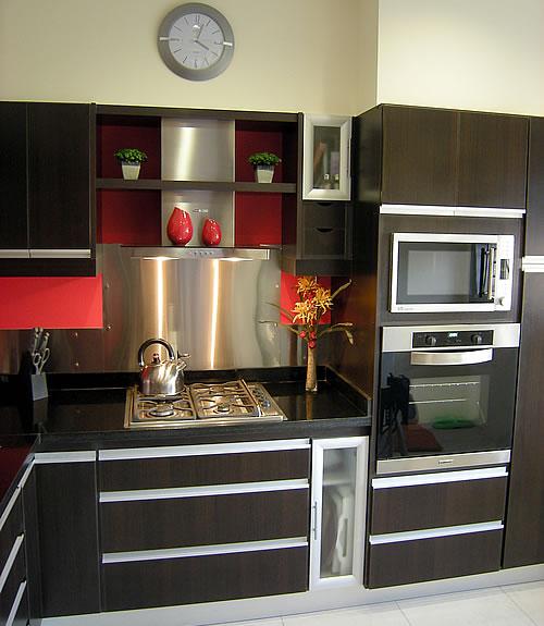 Ixtus amoblamientos muebles de cocina melamina for Muebles cocina melamina