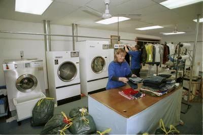 Garment Finishing Process