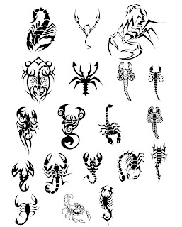 Tattoo Designs For Men Scorpion : The Proper Way To Business Your Custom Tatat The Same Time Designs