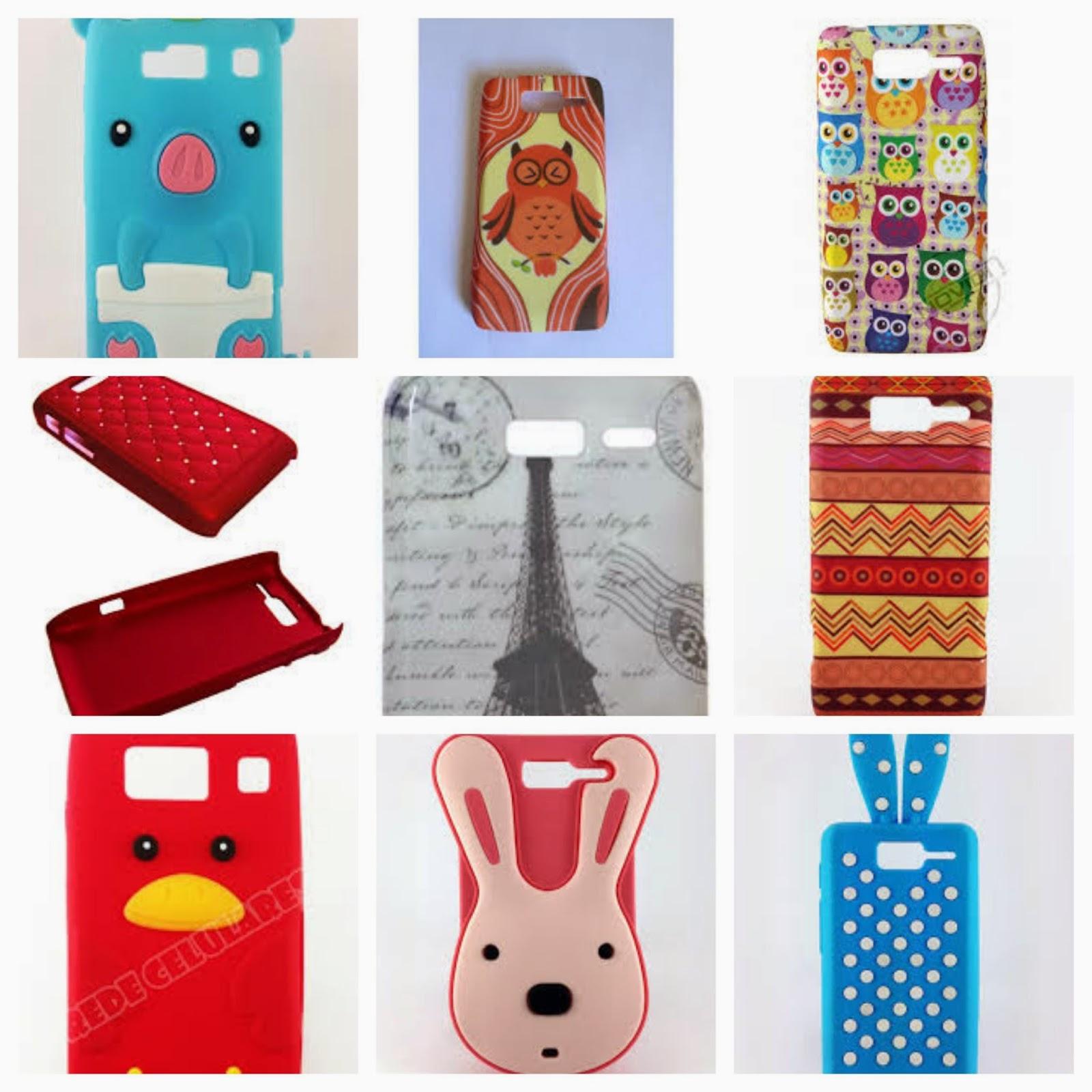 imagens de capinhas de celular lg - Capinha Lg L5 Celulares e Smartphones