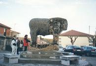 Escultura zoomorfa de origen Vetón