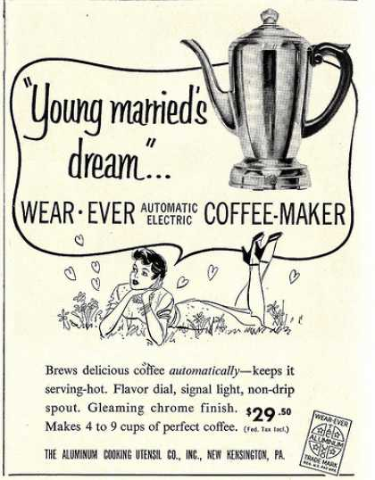 How To Use Vintage Coffee Maker : Vintage Coffee Ads ~ vintage everyday