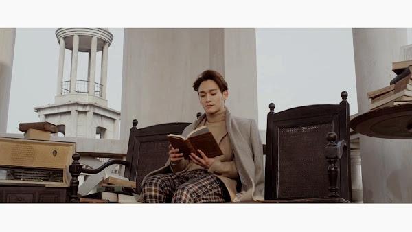 EXO's Chen in EXO Pathcode teaser