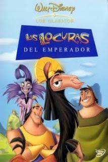Las Locuras del Emperador (El Emperador y sus Locuras) (The Emperor's New Groove) (2000) Español Latino