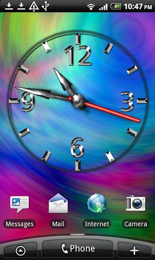 Cool Clock Free Live Wallpaper Free Qmobile Games Qmobile Software Qmobile Themes Qmobile Ringtones