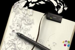 Wacom Inkling Digital Sketching Pen