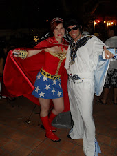 Wonder Woman, Elvis