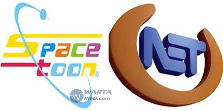 Spacetoon bisa dibilang sebagai Cartoon Network-nya Indonesia. Stasiun ...