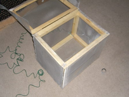 Make a faraday cage