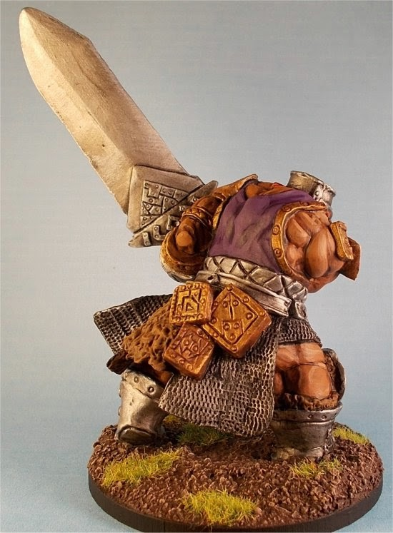 fire giant miniature - photo #19