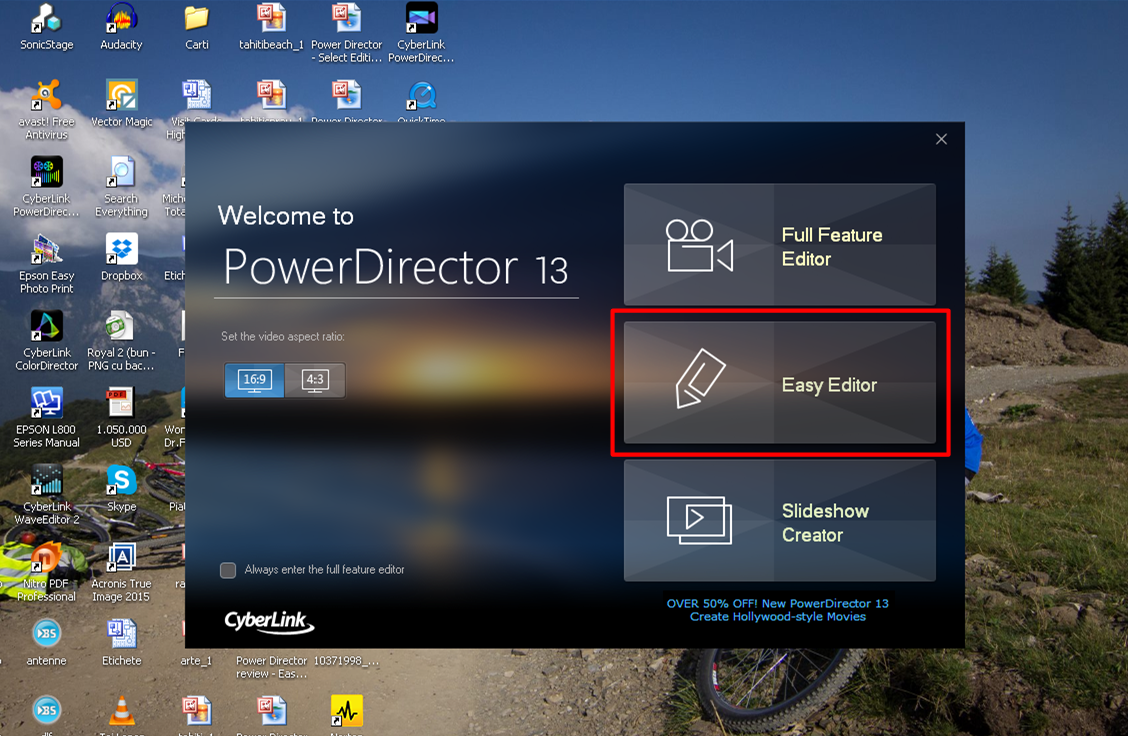 PowerDirector Review - Easy Video Editor