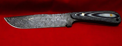 Damascus blade, Shadow Tech Damascus