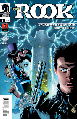 Cover of The Rook #1, Courtesy of Dark Horse Comics