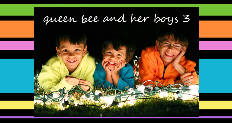Queen Bee and Her Boys 3