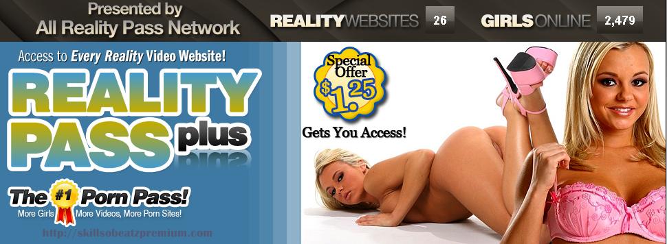Free Porn Passwords REALITY PASS PLUS 6th September 2015