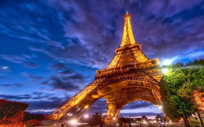 Eiffel Tower, Paris, France - Beautiful