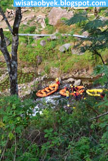 Wisata Rafting Jawa Timur