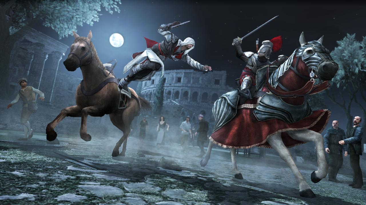 Amazing   Wallpaper Horse Assassin'S Creed - Assassins+Creed+Brotherhood+4  Best Photo Reference_74957.jpg