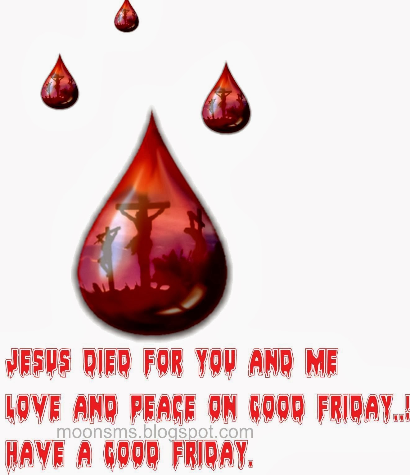 Christian Post Moonsms Good Friday Sms Text Messages Wishes Quotes