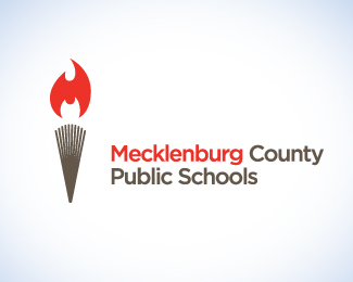 Mecklenburg County Public Schools Logo