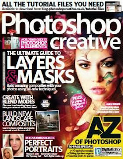 Photoshop Creative Magazine Issue No. 107 2013